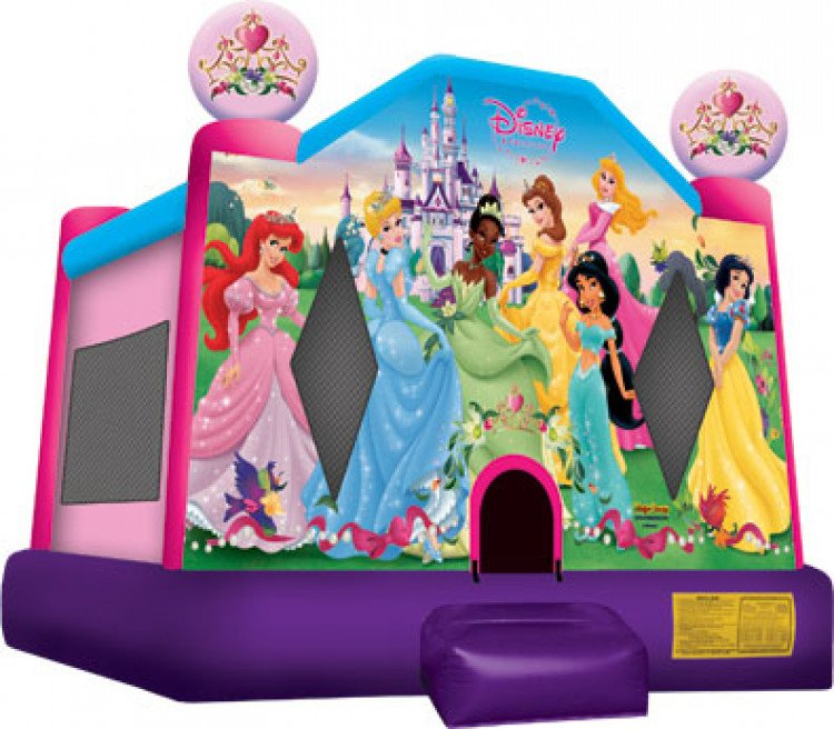 $215 Full Day Rental Disney Princess 2 Jump