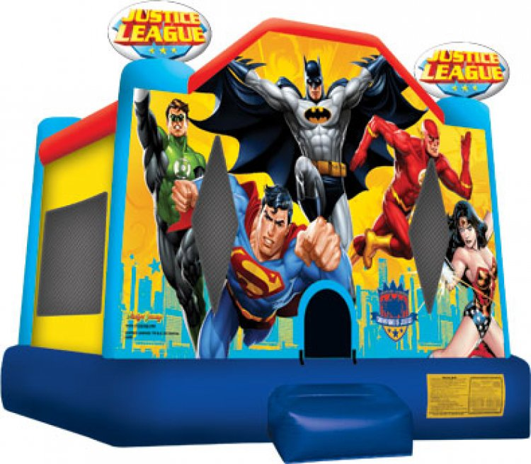 $215 Full Day Rental Justice League Jump